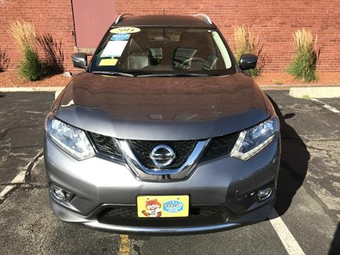 2014 Nissan Rogue for sale in Malden, MA