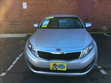 2013 Kia Optima for sale in Malden, MA