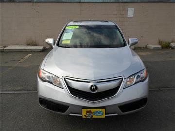 2013 Acura RDX for sale in Malden, MA