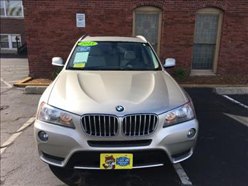 2013 BMW X3 for sale in Malden, MA