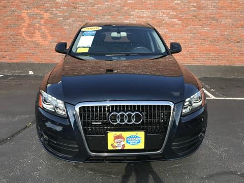 2009 Audi Q5 for sale in Malden MA