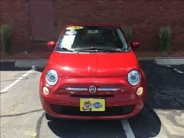 2012 FIAT 500 for sale in Malden, MA