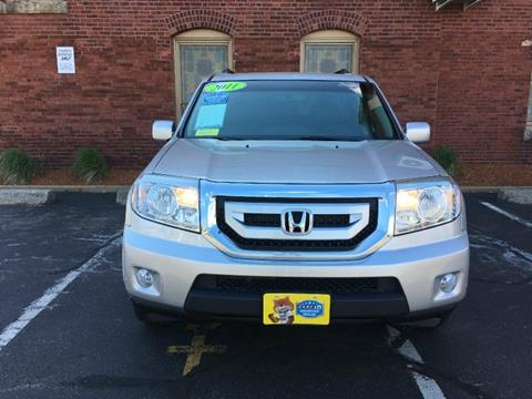 2011 Honda Pilot for sale in Malden, MA