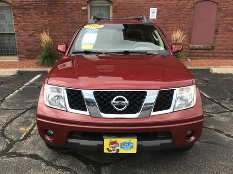 2008 Nissan Frontier for sale in Malden, MA