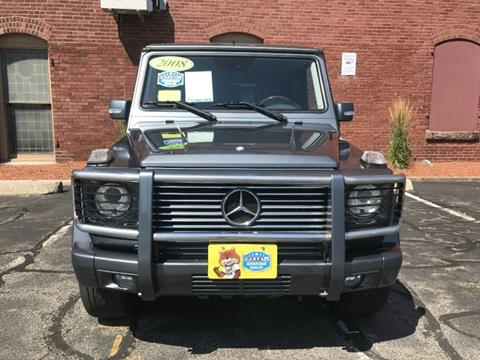 2008 Mercedes-Benz G-Class for sale in Malden MA