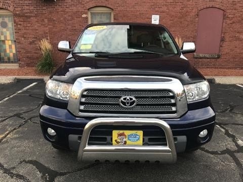 2008 Toyota Tundra for sale in Malden MA