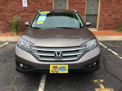 2013 Honda CR-V for sale in Malden MA