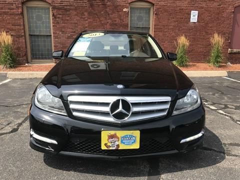 2013 Mercedes-Benz C-Class for sale in Malden MA