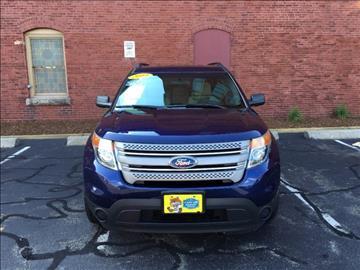 2011 Ford Explorer for sale in Malden, MA