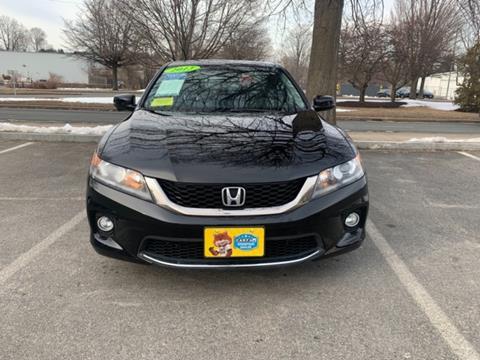 2013 Honda Accord for sale in Malden, MA