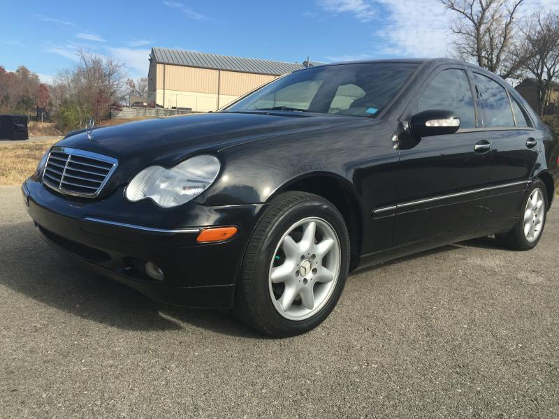 2003 Mercedes Benz C Class C 240 4dr Sedan   Knoxville TN