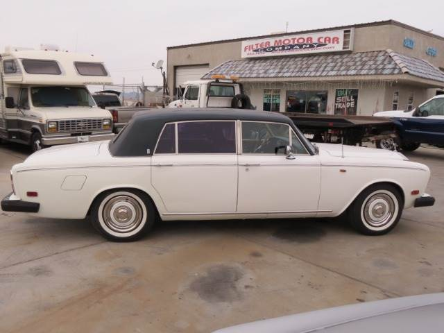 1974 Rolls Royce Silver Cloud 2