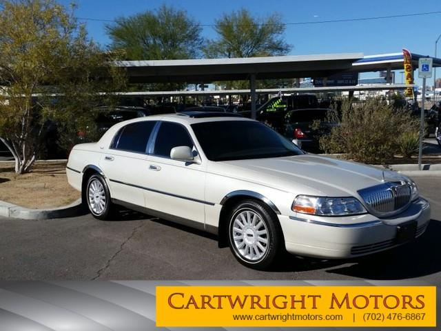 2005 lincoln town car for sale in topeka ks for Cartwright motors las vegas nv