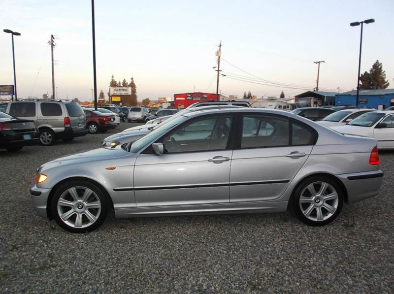 2002 bmw 3 series 325i 4dr sedan in clovis ca deals on. Black Bedroom Furniture Sets. Home Design Ideas