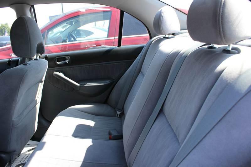 2003 Honda Civic EX 4dr Sedan - Clovis CA