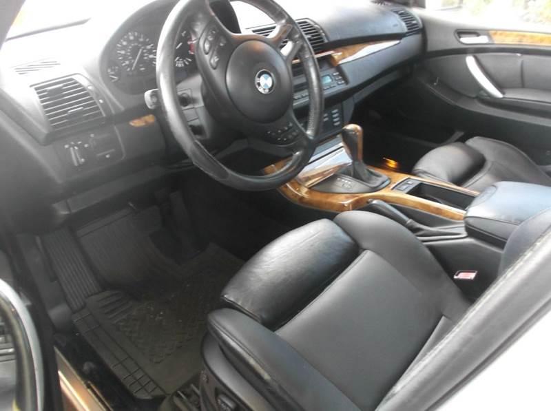2003 BMW X5 AWD 4.4i 4dr SUV - Clovis CA