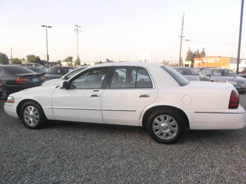 2003 mercury grand marquis ls premium 4dr sedan in clovis ca deals on wheels. Black Bedroom Furniture Sets. Home Design Ideas