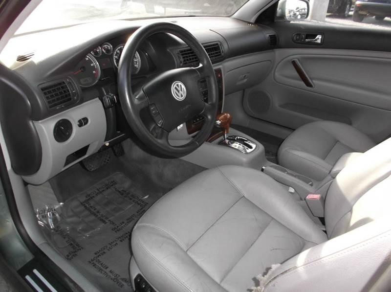 2003 Volkswagen Passat GLX 4dr Sedan V6 - Clovis CA