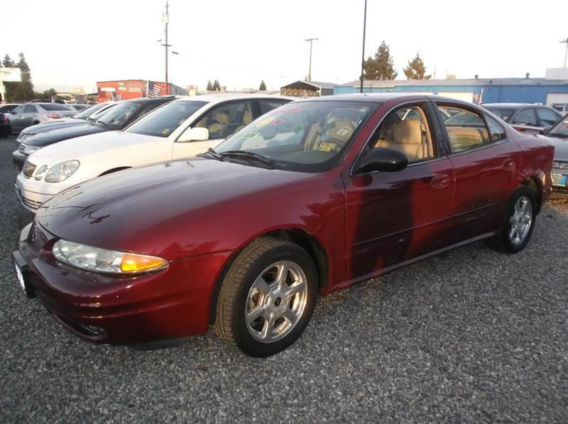2004 oldsmobile alero gls 4dr sedan in clovis ca deals. Black Bedroom Furniture Sets. Home Design Ideas