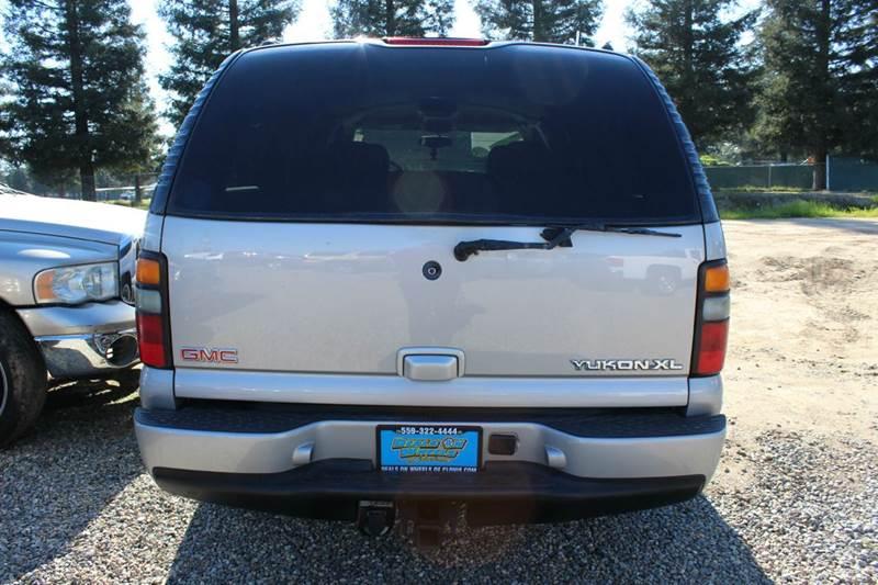 2004 GMC Yukon XL AWD Denali 4dr SUV - Clovis CA