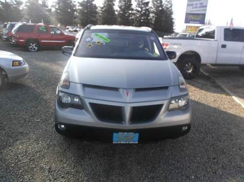 2003 Pontiac Aztek for sale in Clovis, CA