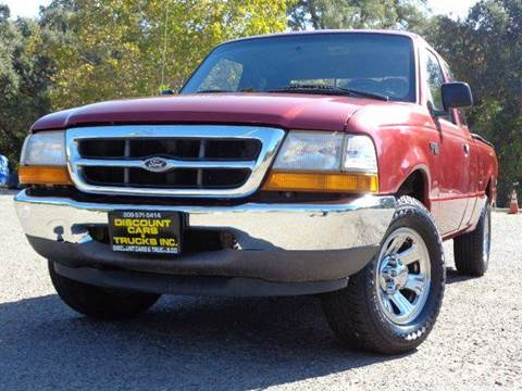 2000 Ford Ranger for sale in Modesto, CA