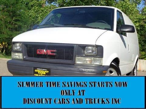 2004 GMC Safari Cargo for sale in Modesto, CA