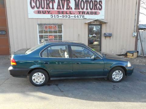 1997 Honda Civic for sale in Adel, IA