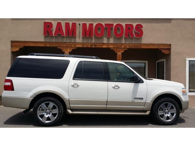 used 2008 ford expedition el for sale
