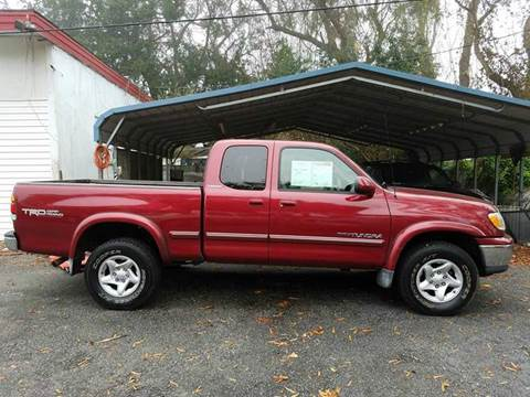 2002 Toyota Tundra for sale in Charleston, SC