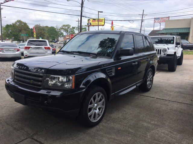 2008 land rover range rover sport hse 4x4 4dr suv in lafayette la sw auto sport. Black Bedroom Furniture Sets. Home Design Ideas