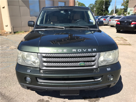 2006 Land Rover Range Rover Sport for sale in Lafayette, LA