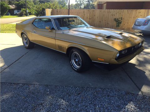 1972 ford mustang for sale for G stone motors middlebury vermont