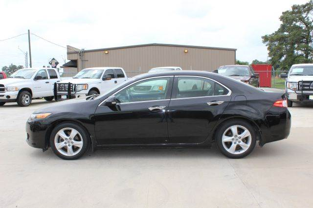 2009 acura tsx base w tech 4dr sedan 5a w technology package in spring cypress houston davis. Black Bedroom Furniture Sets. Home Design Ideas