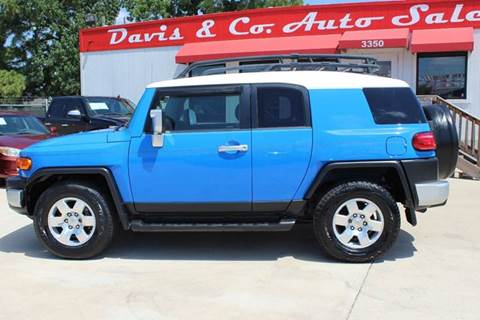 2008 Toyota FJ Cruiser for sale in Spring, TX