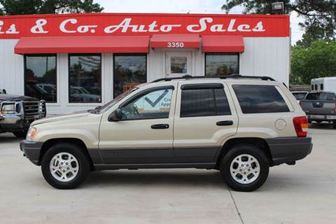 2001 Jeep Grand Cherokee for sale in Spring, TX