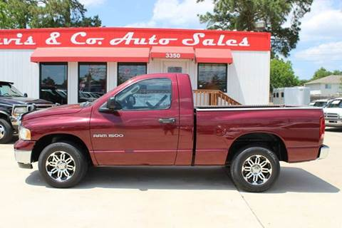 2003 dodge ram pickup 1500 for sale in spring tx - 2014 Dodge Ram 1500 Lifted Red