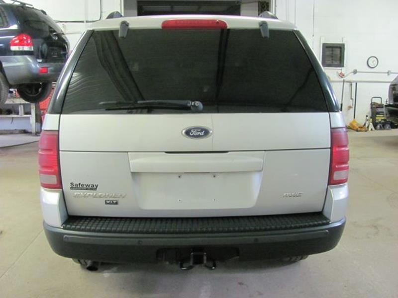 2003 Ford Explorer AWD XLT 4dr SUV - Grant MI