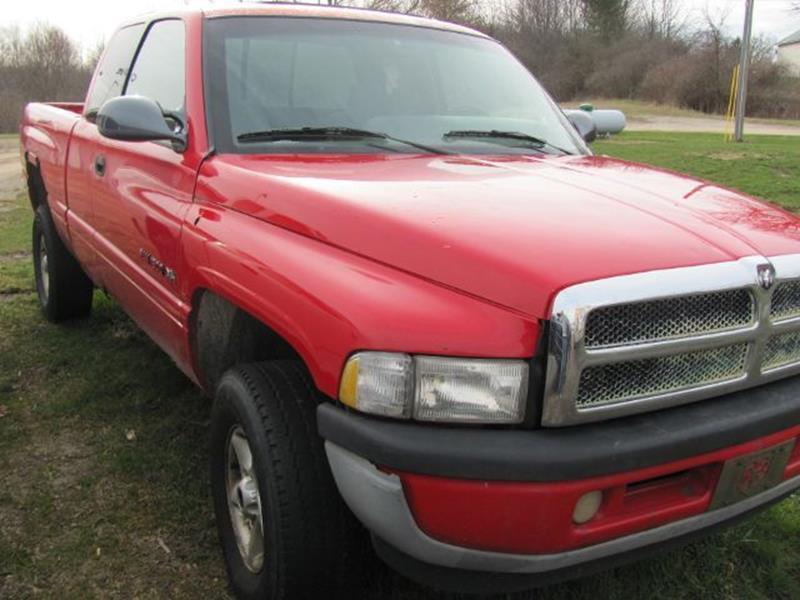 1997 Dodge Ram Pickup 1500 Short Bed - Grant MI