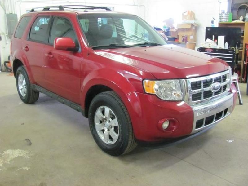 2010 Ford Escape Limited 4dr SUV - Grant MI