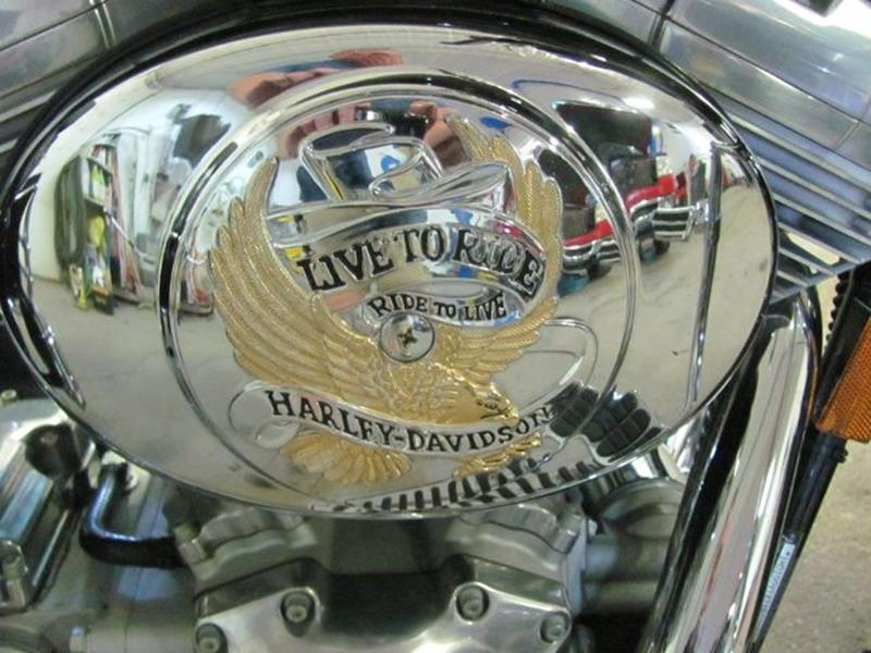 2001 Harley-Davidson FLHT Electra Glide Std  - Grant MI