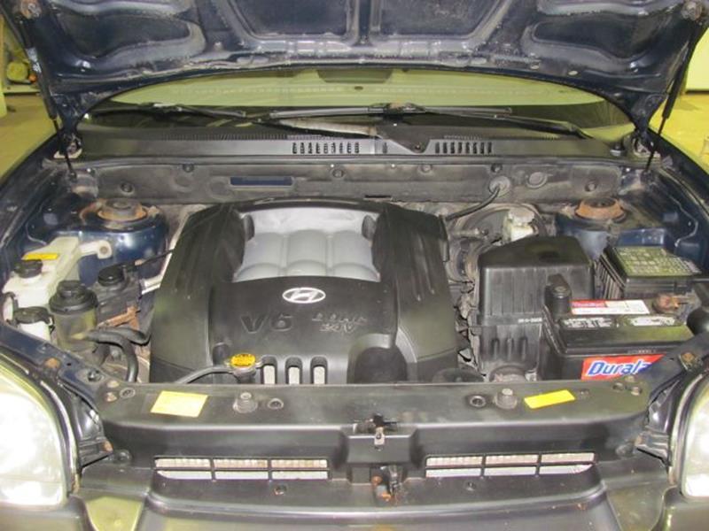 2005 Hyundai Santa Fe AWD GLS 4dr SUV - Grant MI