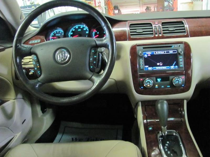 2007 Buick Lucerne CXS 4dr Sedan - Grant MI