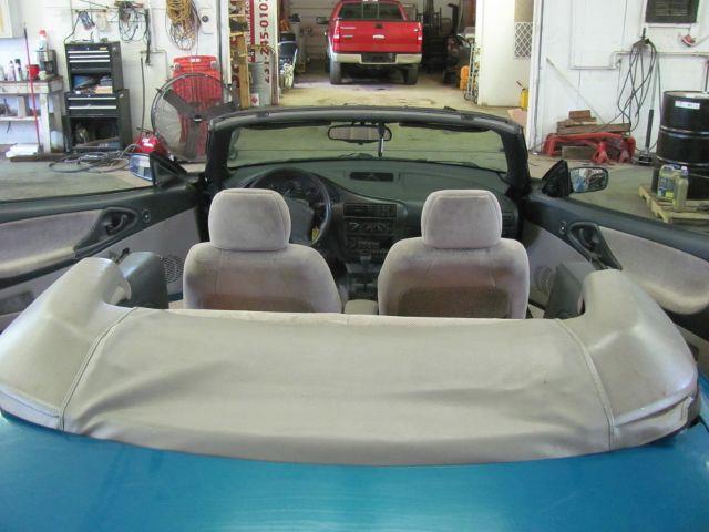 1997 Chevrolet Cavalier LS 2dr Convertible - Grant MI
