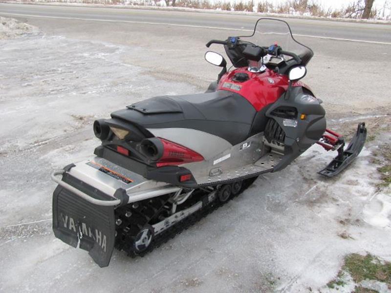 2006 Yamaha Attak  - Grant MI