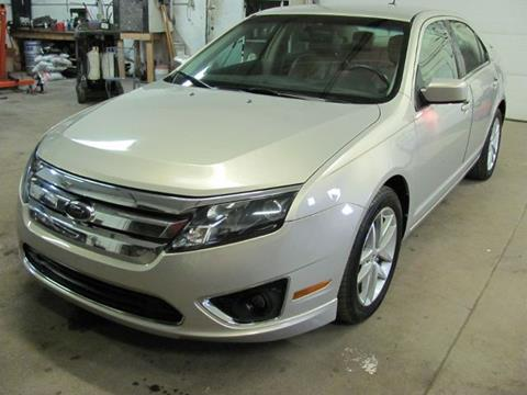 2010 Ford Fusion for sale in Grant, MI