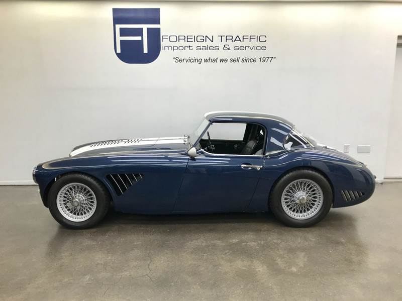 1957 Austin-Healey 100-6 BN4 for sale in Allison Park, PA