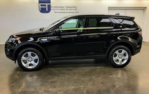 2017 Land Rover Discovery Sport for sale in Allison Park, PA