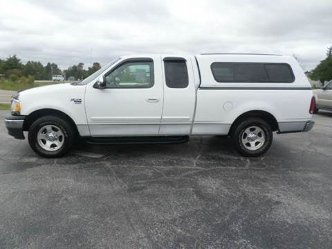 1999 Ford F-150 for sale in Bridgeton, NC