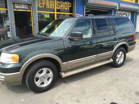 2003 Ford Expedition for sale in Camden, NJ